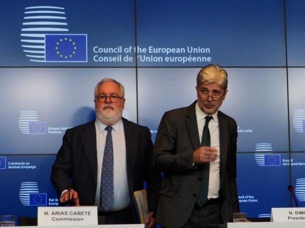 Canete Dimov European Council Environment Coundil 25 06 2018