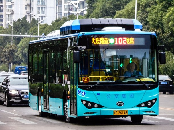 China Electric Bus 2018