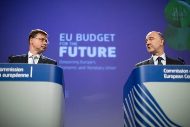 Dombrovskis Moscovici 2018