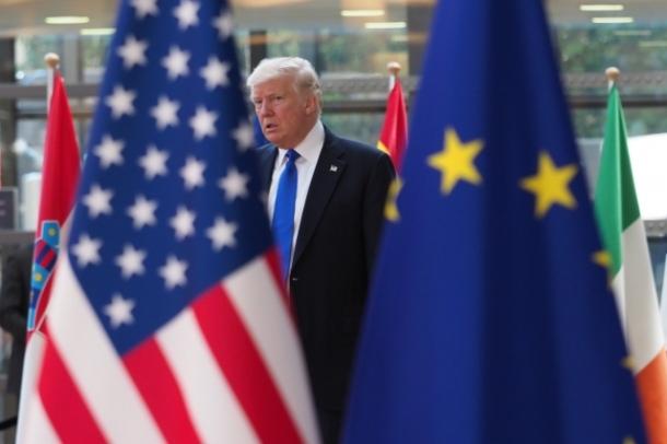Donald Trump US Tariffs 2018