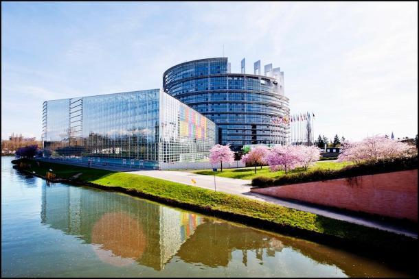 European Parliament Strasbourg 2018
