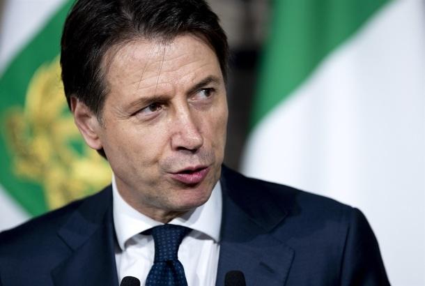 Giuseppe Conte Italy 2018