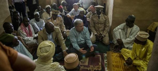 Gutteres Mali