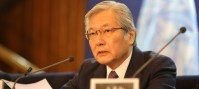 UNAMA/Najib Haidary Tadamichi Yamamoto, Secretary-General's Special Representative and Head of the United Nations Assistance Mission in Afghanistan (UNAMA). (file)