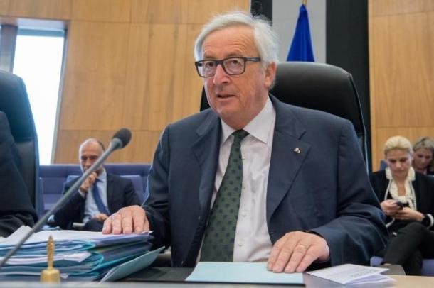 Jean-Claude Juncker 2018