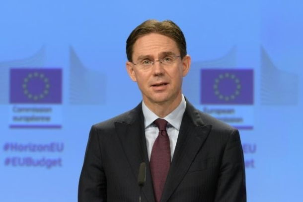 Katainen 2018 EU Budget Research