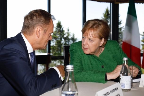 Merkel 2018 G7