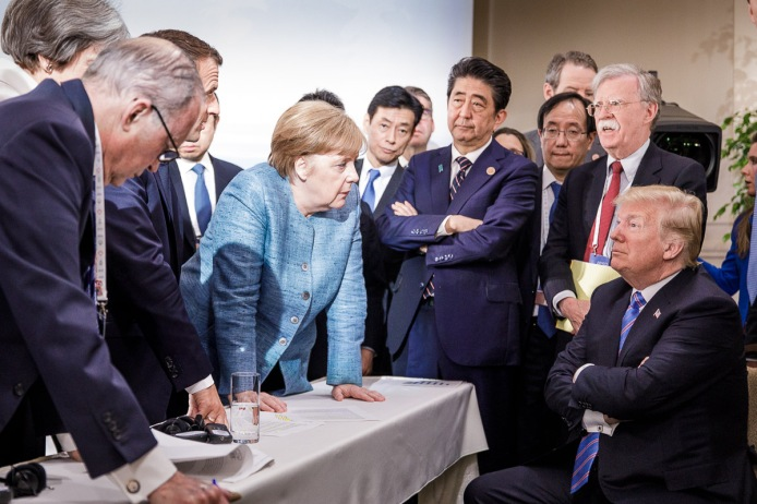 Image result for the role of Germany in Trump Affair