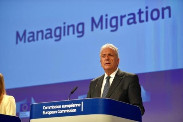 Migration Avramopoulos 2018