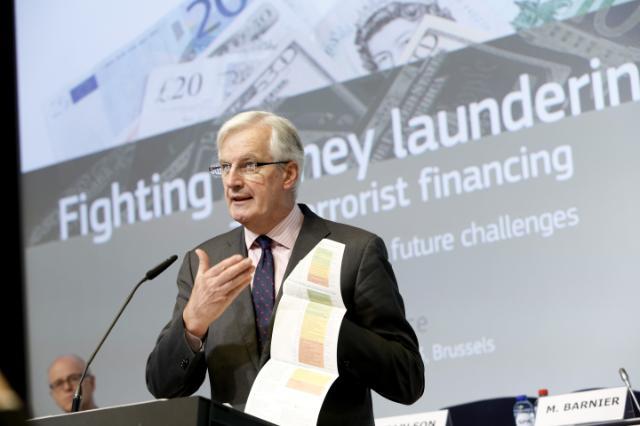 Money Laundering EU 2018