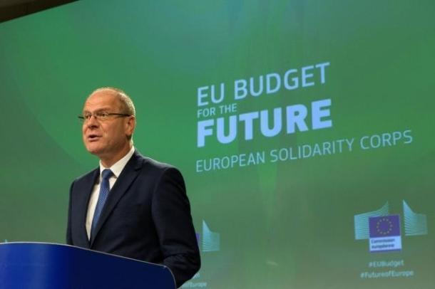 Navracsics European Solidarity Corpos