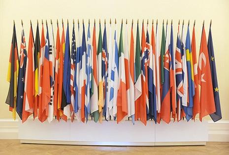 OECD members 2018