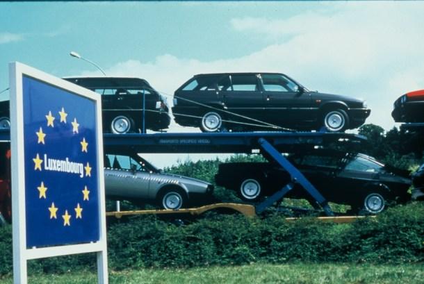 Road Transport EU 2018
