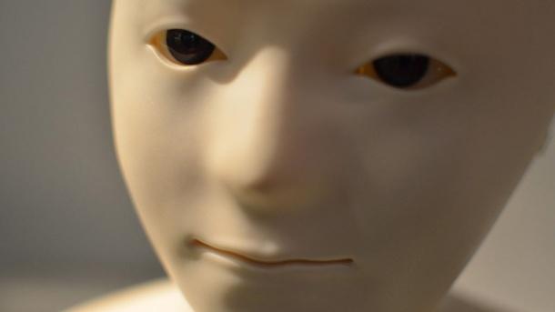 Robot UN AI 2018