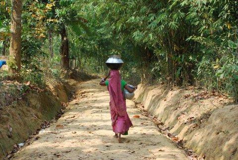 Rural Bangladesh 2018