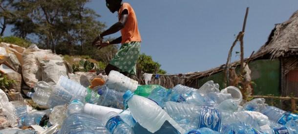 UN Environment Plastics 2018