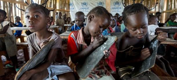 UNHCR refugee crisis Africa 2018