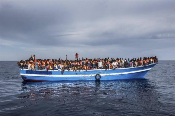 UNHCR refugees Italy 2018