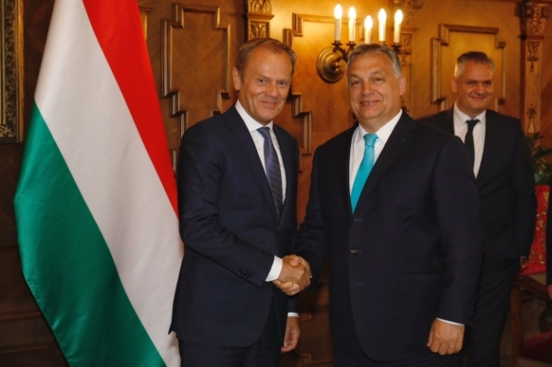 Victor Orban 2018
