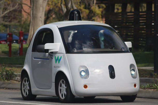 Waymo Driverless CArs 2018