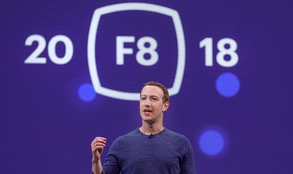Zuckerberg 2018