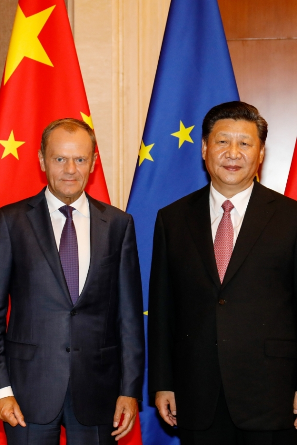 20th China EU Summit Beijing 2018