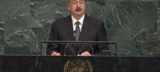 Azerbaijan President 2018