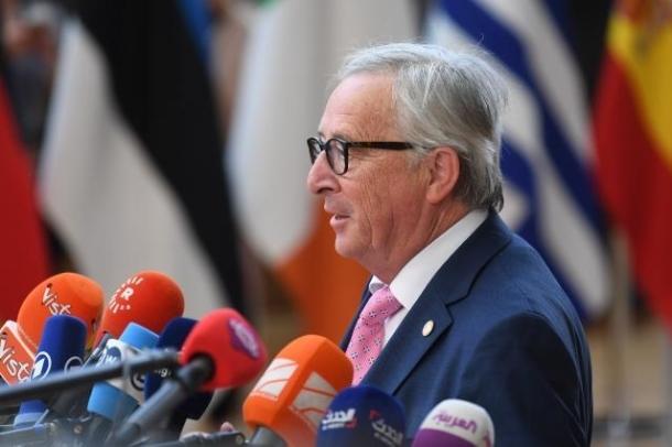 Brain Drain Juncker 2018