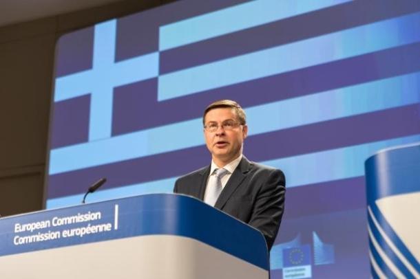 Dombrovskis 2018