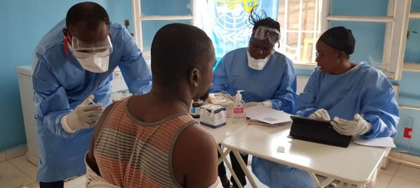 DRC Ebola 2018