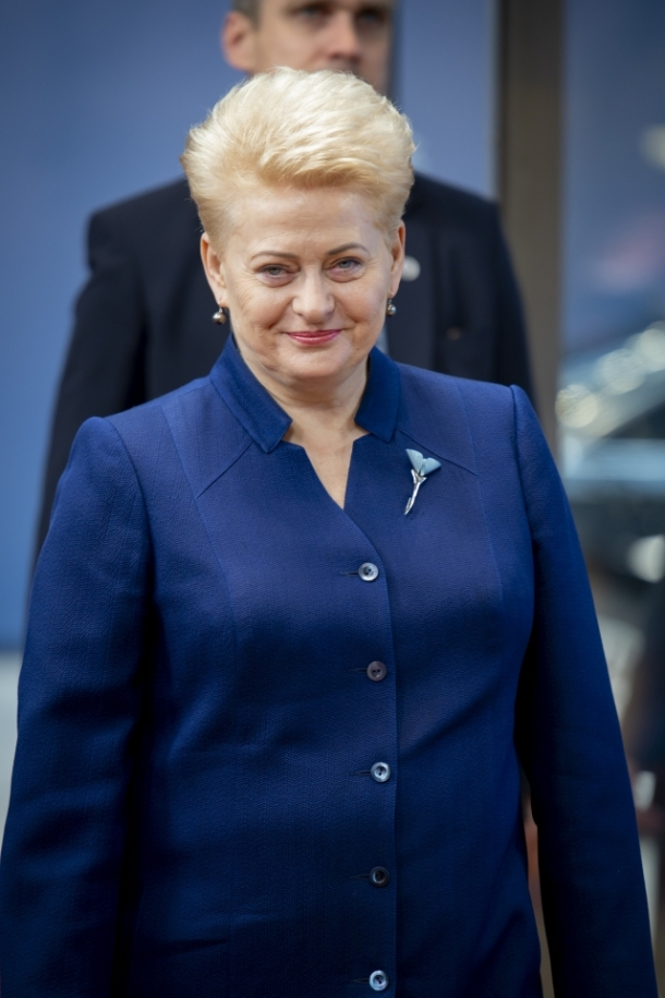 Lithuania President 2018