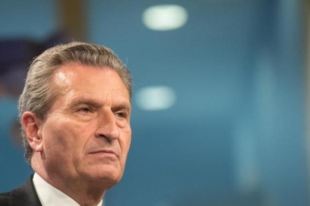 Oettinger EU BUdget 2019