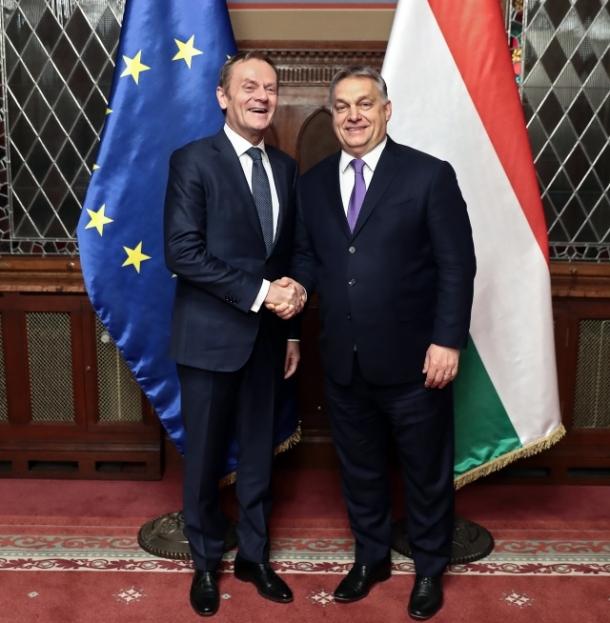 Orban Hungary 2018
