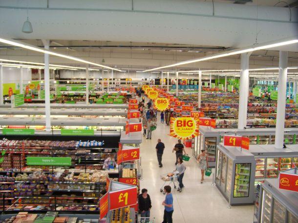 Supermarkets 2018