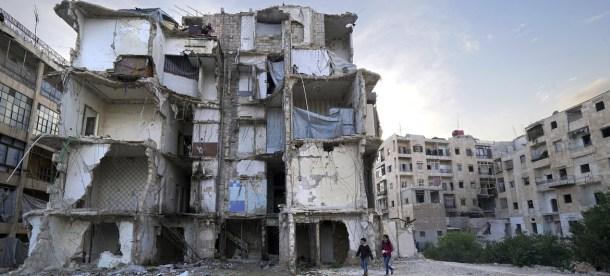 Syria UN Strikes
