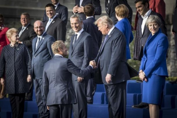Trump Nato 2018