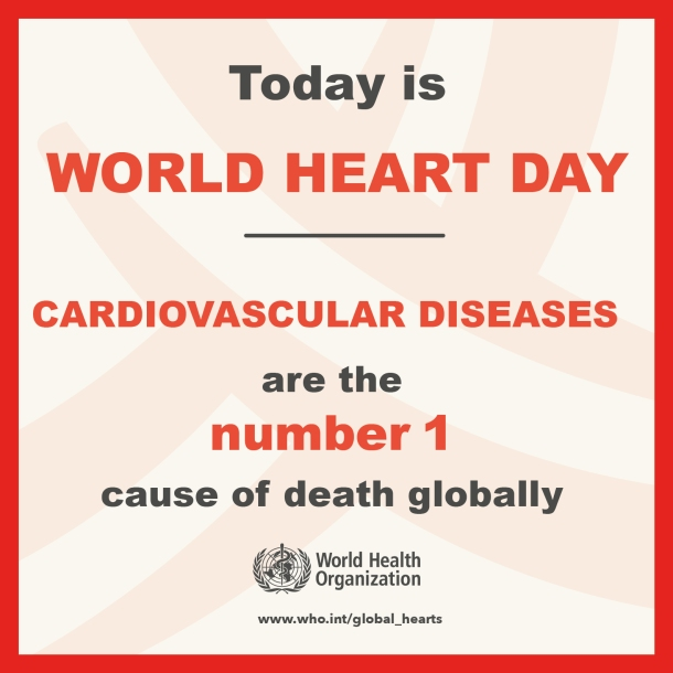 WHO World Heart Day