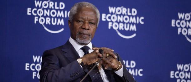 Kofi Annan Died 18 August 2018