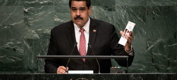 Maduro Venezuela 2018