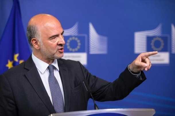 Moscovici Greece 2018 August