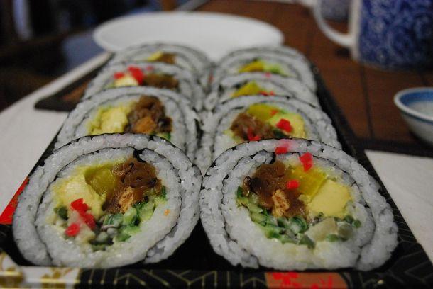 Sushi 2018