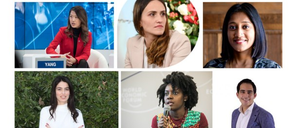 World Economic Forum 2018 Global Shapers