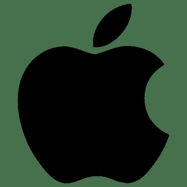Apple® logo (copyright: Apple)