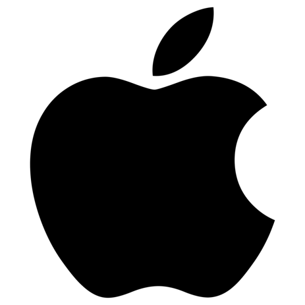 Apple® logo (copyright: Apple)