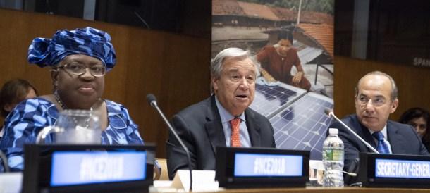 Climate Change 2018 UN