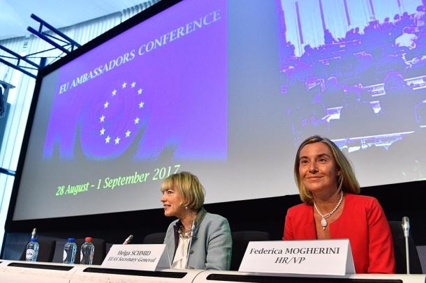 EU Ambassadors Conference 2018