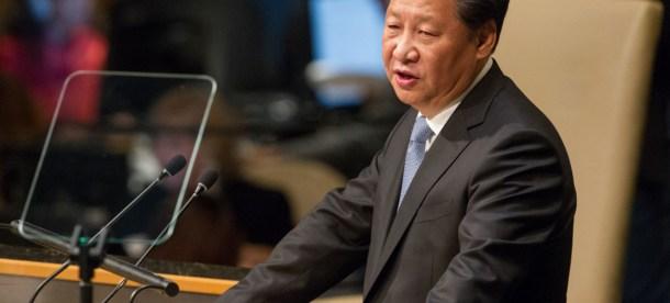 President Xi 2018