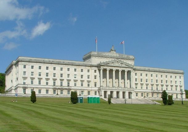 Stormont_Parliamentary_Building Belfast Northern Ireland