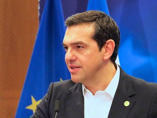 Tsipras 2018 Council