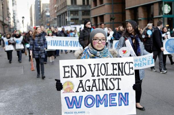 UN Activists 2018